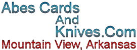 Abe\'s Cards and Knives